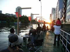 写真:ご来光カフェ2006