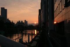 写真:ご来光カフェ2007